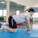 Упражнение для растяжки предплечий и запястий.