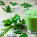 Детокс рецепт: Зелёный коктейль для иммунитета